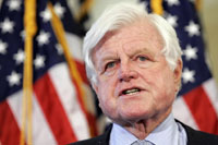 Edward Kennedy Gets Presidential Medal of Freedom