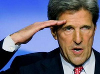 John Kerry Arrives in Afghanistan for Meeting with Stanley McChrystal