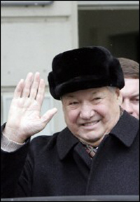 Russians started showing more respect to Boris Yeltsin only after his death, polls say