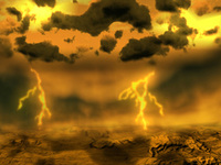 Eyjafjallajokull, Katla and a Sulphuric Acid Storm