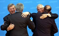 Romania and Bulgaria given green light to join EU on Jan. 1, 2007