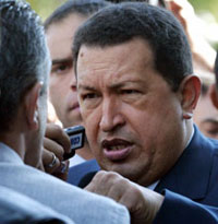 Chavez faces sequence of scandals during four-nation South American swing