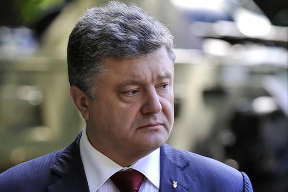 Poroshenko calls Russia Ukraine's eternal enemy. Ukraine names Russia its main threat