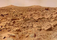 Life on Mars could have come from Earth
