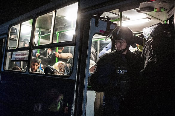 Hungary: 2 terrorists detected among refugees. Hungary