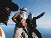 Modern-day pirates seiz ships