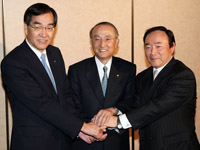 Toyota Motor Executives Report Estimates for 2009/10 Period