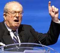Le Pen says 'zero immigration' will be key theme of presidential bid