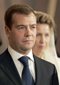 No presidential candidate can beat Putin's protege, Dmitry Medvedev