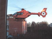 Emergency cars to be switched to helicopters in Moscow