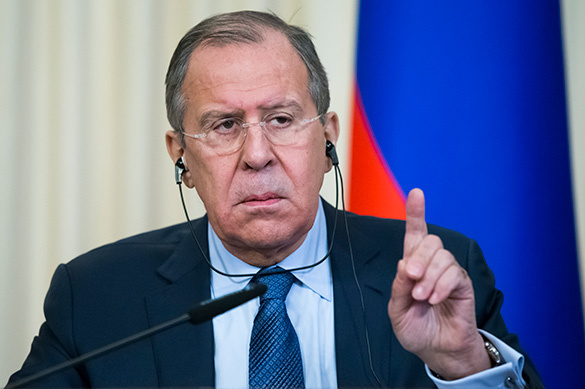 Russian FM Lavrov: Russia will draw conclusions from US missile attack on Syria. Sergei Lavrov, Russian Foreign Minister
