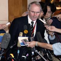 U.S. nuclear envoy doubtful North Korea will meet nuclear deadline