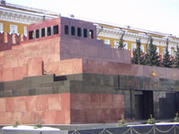 Lenin's body may find new home in Minsk