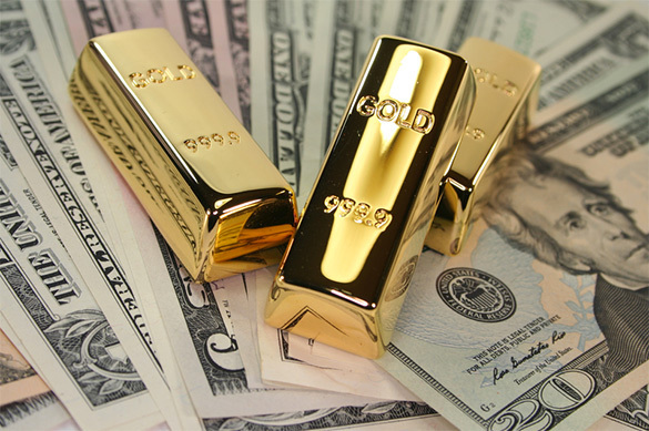 Gold prices grow by  as Trump wins, US dollar trashed. 59208.jpeg