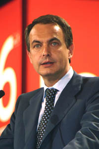 Spain's PM hopes quickly talks with ETA