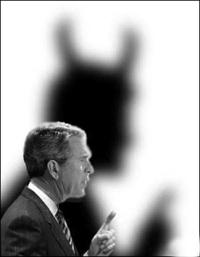 Ignoring evil in America