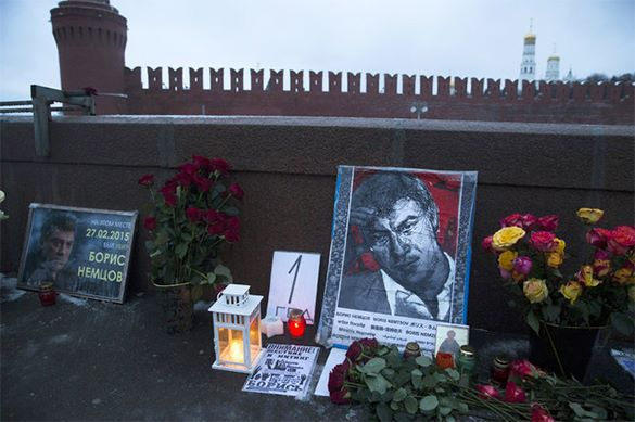 German intelligence officer finds Ukrainian trace in Boris Nemtsov's murder. 58210.jpeg