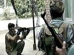 Chechen terrorists
