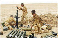 Iraqi government opens probe into a British-Iraqi raid on police intelligence headquarters