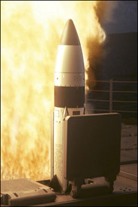 Japan to test SM-3 missile interceptor in December