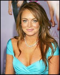 Lindsay Lohan sued over Beverly Hills car crash