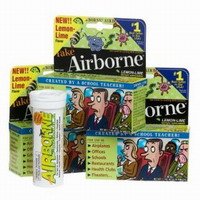 Airborne to deal with false-advertising complaints