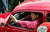 No surprise in Venezuela: Chavez reelected President
