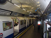 About 700 passengers evacuated after subway train derailment in London
