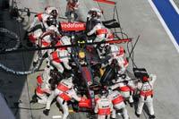 McLaren's team faces possible sanctions