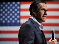 Romney becomes Obama's rival for presidential election. 47217.jpeg