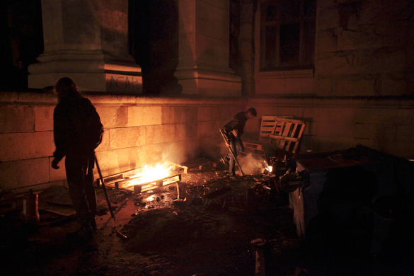 Odessa Massacre: Predictable consequences, no punishment. Odessa Massacre