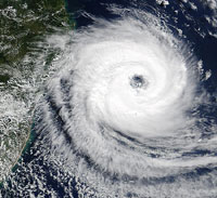 Seventeen powerful hurricanes may devastate USA in 2007