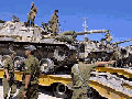 Israel's army completes plans for offensive in Gaza Strip