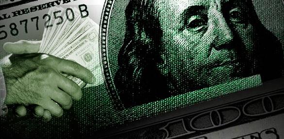 Five major banks caught with felony fraud. Bank fraud