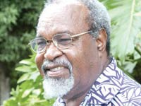 Michael Somare re-elected as prime minister of Papua New Guinea