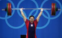 Pawina sets 63 world record at Asian Games