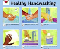 World Celebrates Handwashing Day