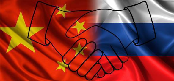 Why does China want to help Russia?. China says it will always help Russia