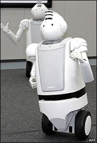 EMIEW robot(automatesintelligents.com)