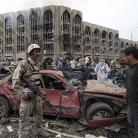 Car Bombings Kill 100 in Baghdad