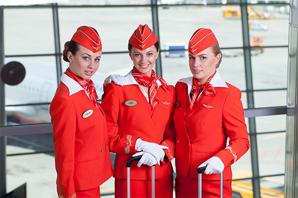 Russian flight attendants legally allowed to be curvy. 61224.jpeg