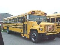 Vandals destroy school buses in Michigan town