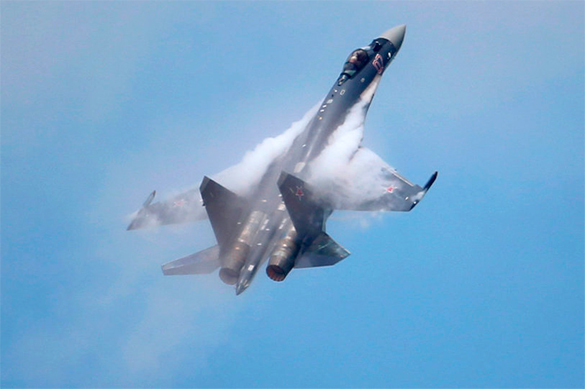 Russia to test state-of-the-art Su-35C 4+++ fighter jet for the first time in Syria. Russia tests Su-35 in Syria