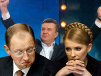 Ukrainians to Vote for a New Ruler This Weekend