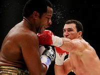 Wladimir Klitschko and Sultan Ibragimov stand for unification of heavyweight world titles