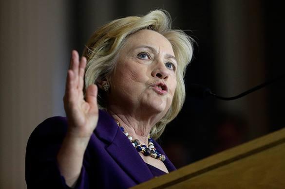 Hillary Clinton fell on her own sword. 59228.jpeg