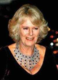 Rod Stewart showers Prince Charles' wife Camilla with attention and million-dollar necklace