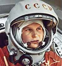Valentina Tereshkova, first woman in space, risked her life for USSR's glory