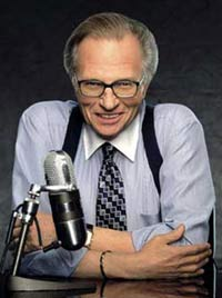 Los Angeles city block in Hollywood renames Larry King Square