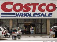 Costco Wholesale reports profit rise